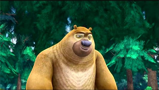 【熊出没之夏日连连看】熊二继续加油