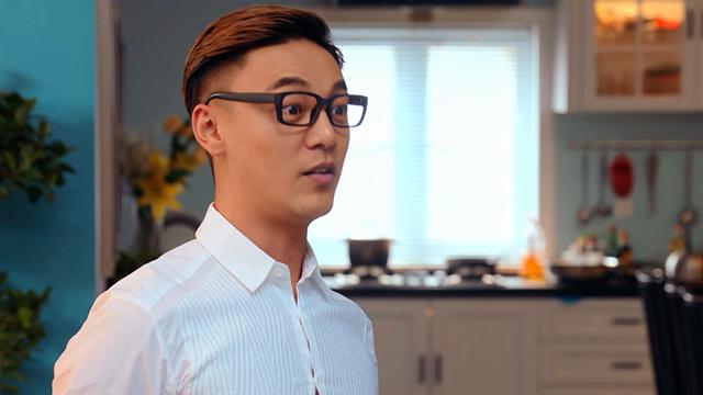 【超级翁婿】第37集预告-朱建歧换身装扮帅气小伙
