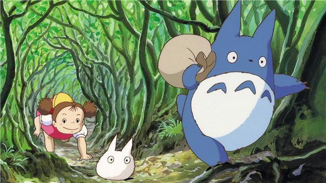 【龙猫】经典童话世界12月14日暖心上映