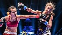 中国姑娘打昏迷俄罗斯拳王