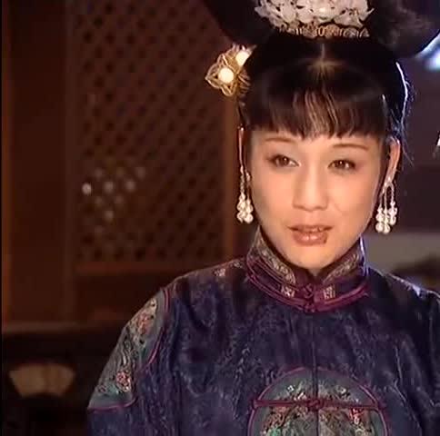 《康熙王朝》蓝齐儿喜得贵子, 容妃送糕点, 康熙却准备了十万铁骑