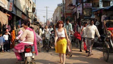 去印度旅游,100块钱在当地能买到什么?答案出乎意料!