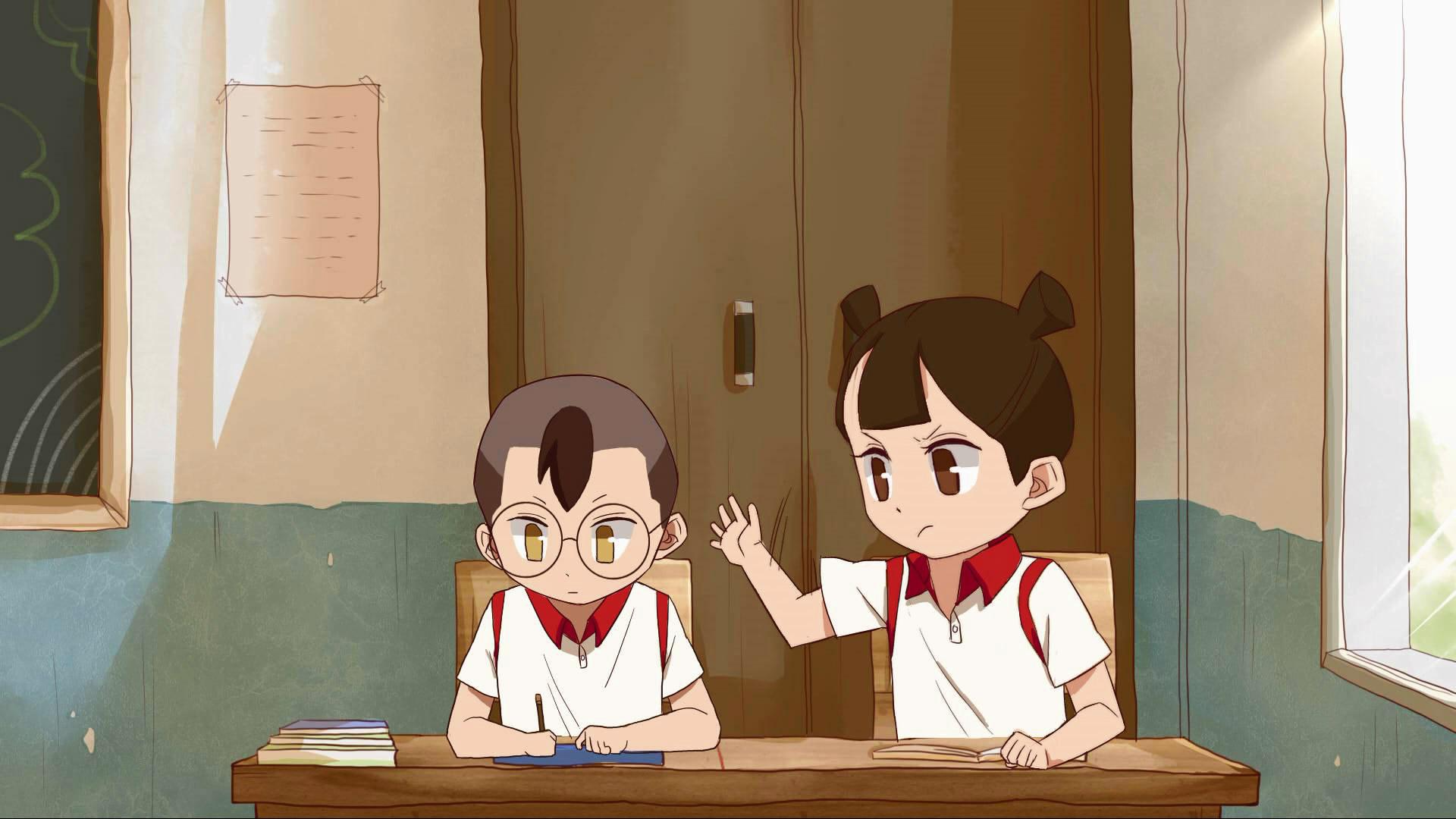 【短片】三八线之争【新光奖原创动漫大赛】