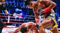 日本拳手穷嘚瑟遭中国小伙暴打教育