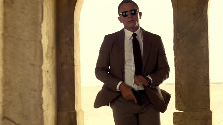 【007:无暇赴死】最强特工邦德回归