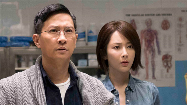 【沉默的证人】定档4月4日 张家辉杨紫任贤齐陷加班血案