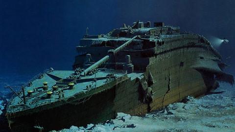 泰坦尼克号沉没一百多年,为什么至今无人敢进行打捞?其中不简单