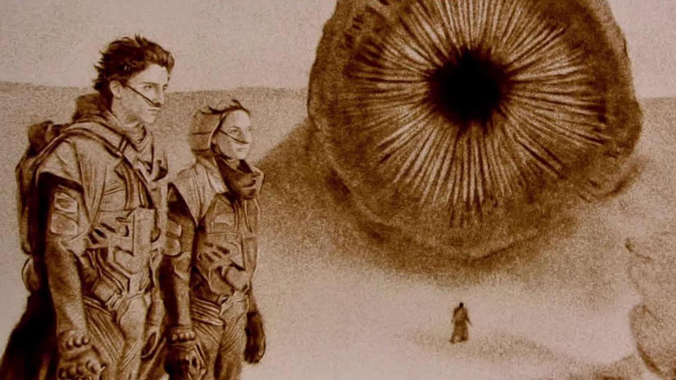 【沙丘】异形巨兽沙虫打响香料保卫战