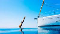 中国帆船公开赛-远航开赛前竟有人跳海其中有何寓意?