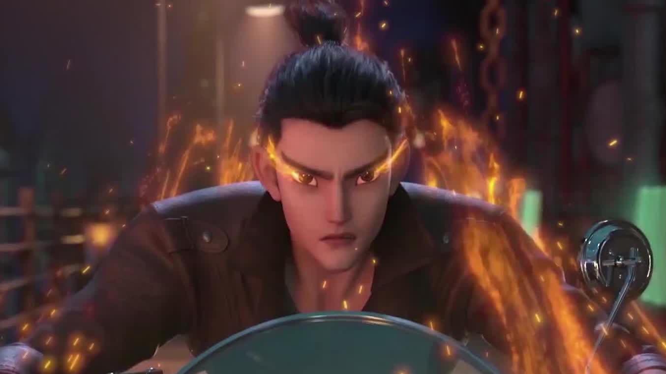 【新神榜:哪吒重生】主创特辑 哪吒杨天翔邀你新春齐聚IMAX