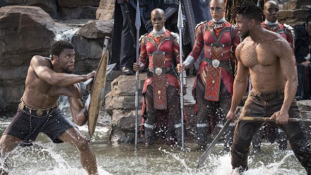 【黑豹】漫威新英雄 揭秘非洲神秘国家