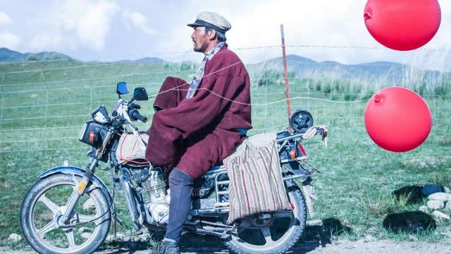 【气球】藏语推广曲《飞》