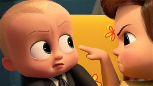 【The Boss Baby】极限小特工  情人节么么哒
