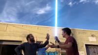 激光剑的威力有多大?