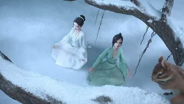 【白蛇2:青蛇劫起】剧情预告 小青勇闯幻境危机重重