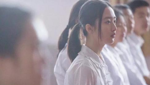 【你好,之华】张子枫姐绝对是全校最漂亮的