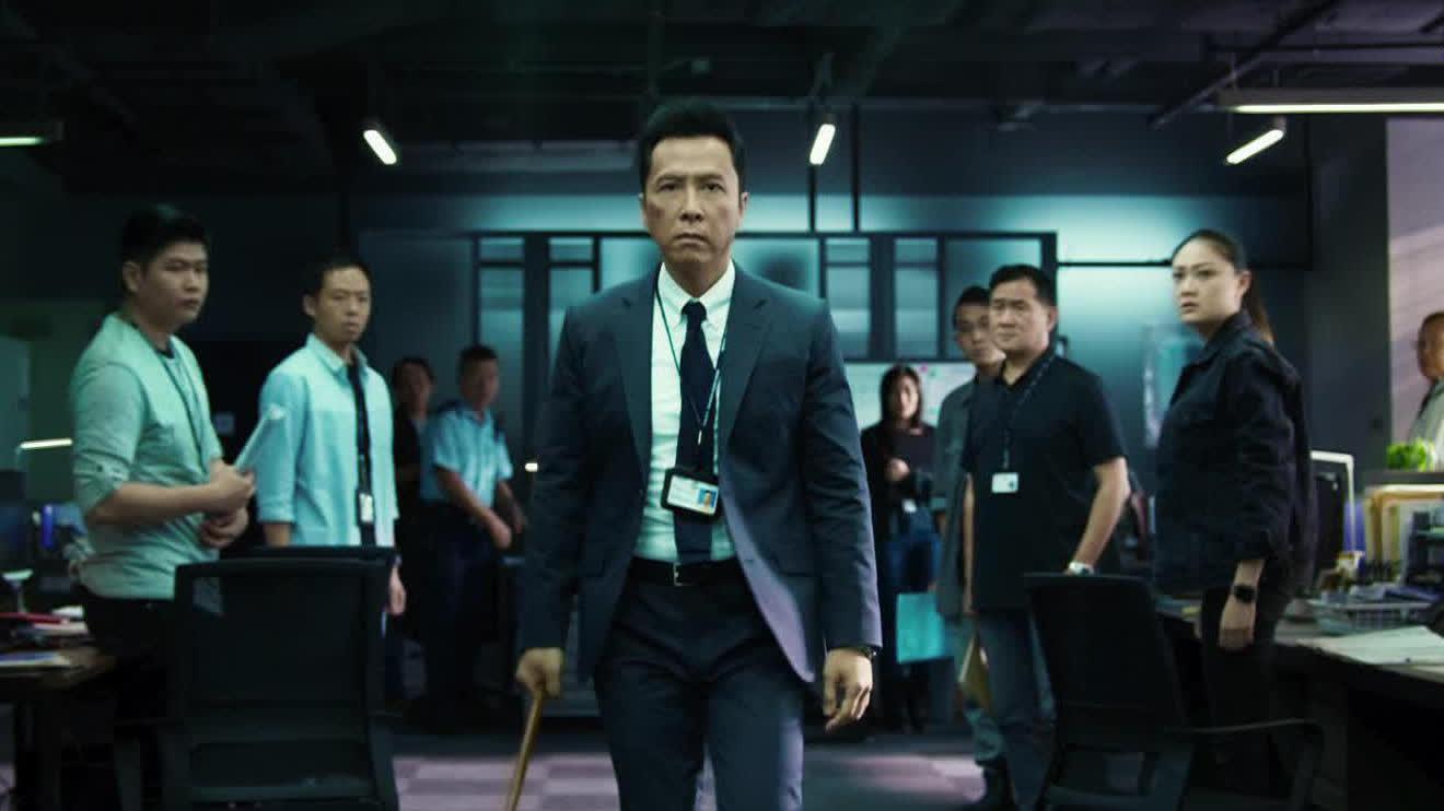 【怒火·重案】甄子丹谢霆锋热血激战,暑期最燃动作大片看点揭秘