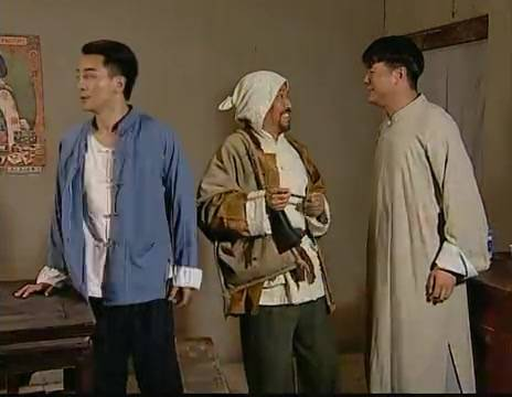 地下交通站:大爷借着卖驴,暗自接头,竟会直接放弃了买卖