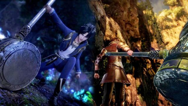 斗罗大陆:昊天锤是唐三最强战力,看看唐昊的实力就知道了!