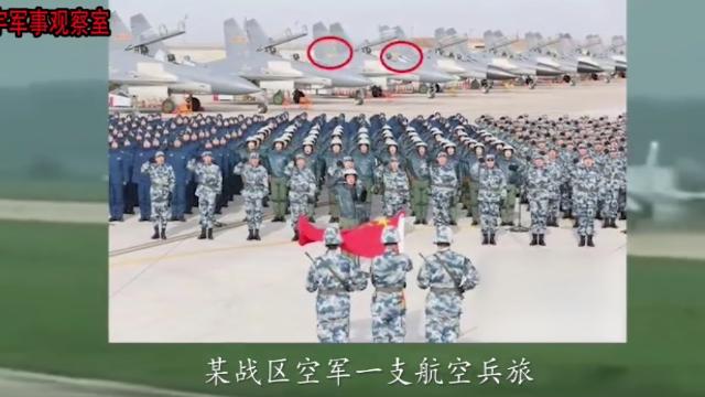 中国战机几百架10分钟飞过海峡!比歼20用途还广