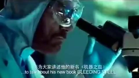 每年一部成龙大哥的电影!《机器之血》马上可能上映