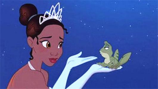 【公主与青蛙】公主亲吻青蛙惨啦!