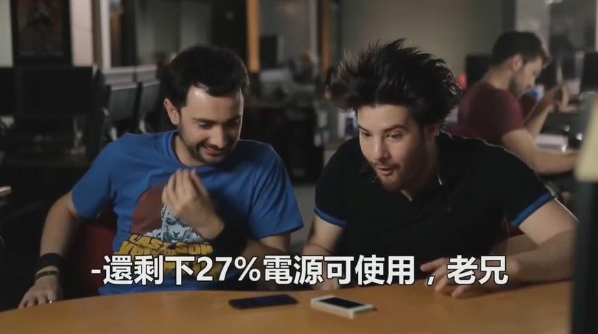 假如让两个iPhone上的siri开始交谈,细思极恐啊