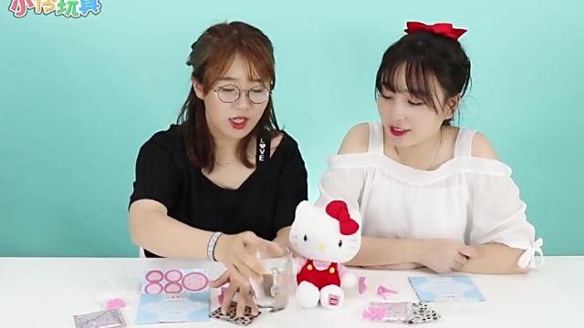 小伶玩具:创意食玩 日本食玩之甜蜜蛋糕店