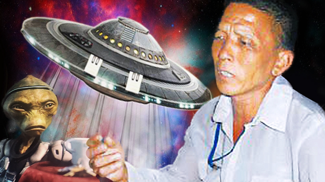 探秘外星人绑架黄延秋案《疯狂的外星人》