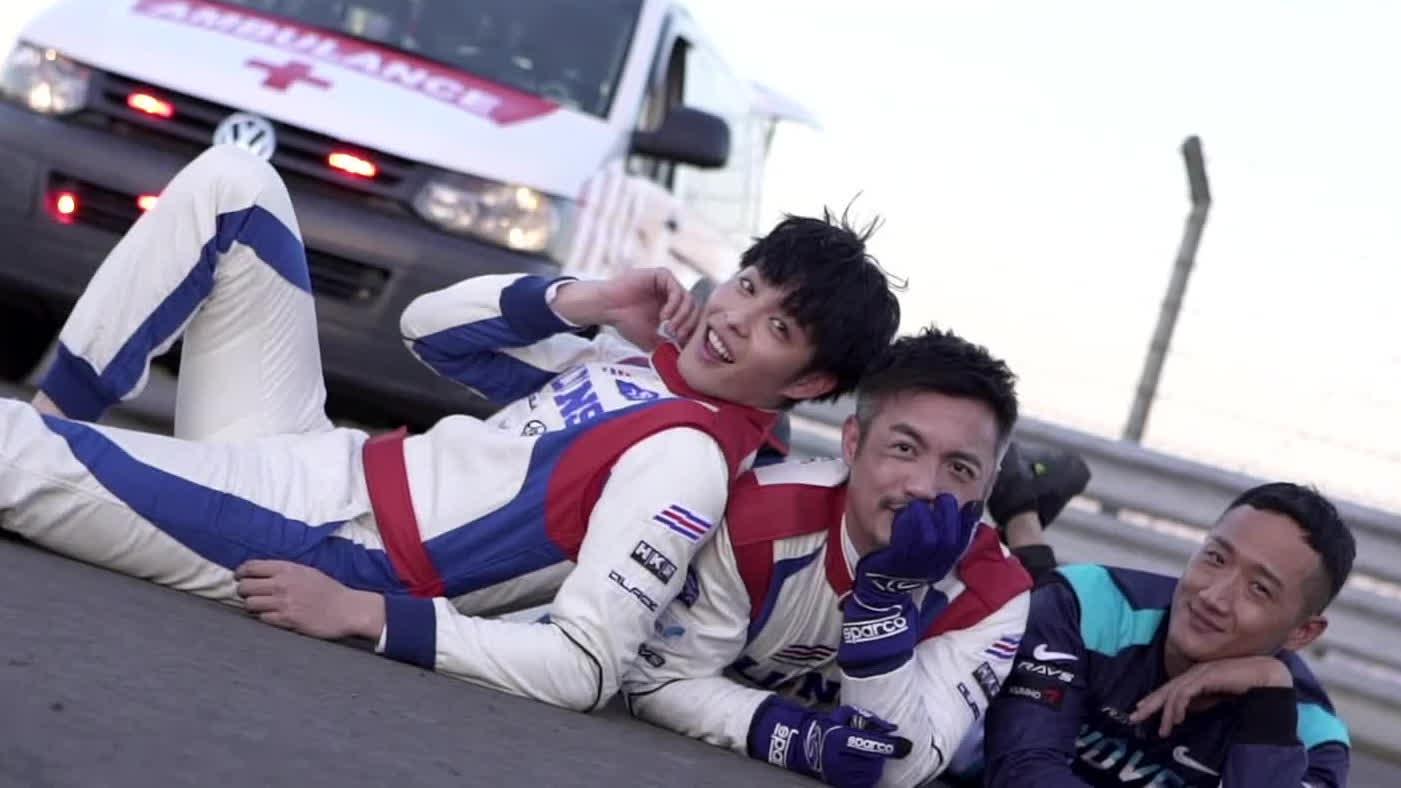 【叱咤风云】众星携手飙戏呈现最真实劲爆赛车电影