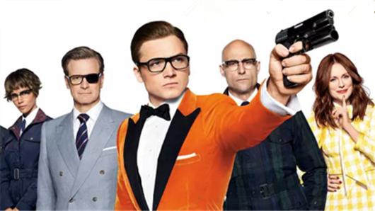 【王牌特工2 黄金圈】速八+碟中谍+007+超级英雄! 粉丝自制视频