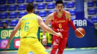 【男篮亚洲杯】中国71-97澳大利亚