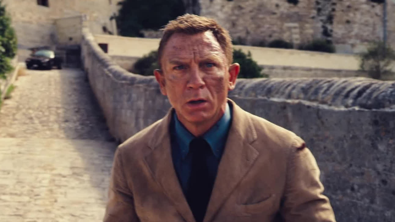 【007:无暇赴死】破史上最危险迷局