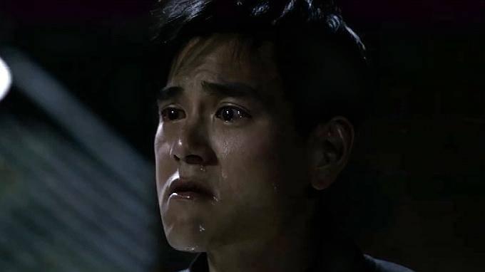 邪不压正:彭于晏泪流满面,女子说他不敢报仇,语气逼人!