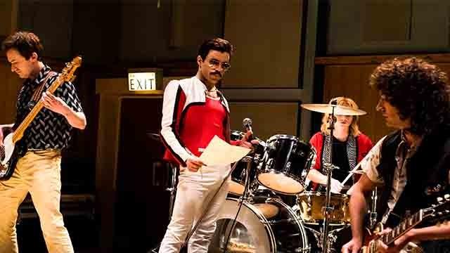 【波西米亚狂想曲?#31185;?#24149;后特辑 本哈迪每天练鼓10小时复刻传奇鼓手