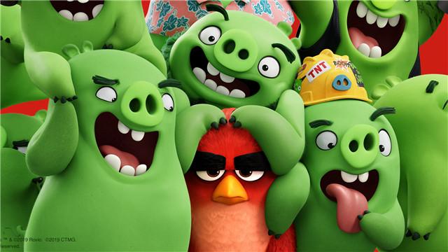 """【愤怒的小鸟2】""""天降神猪""""即将再度掀起""""愤怒""""狂潮"""