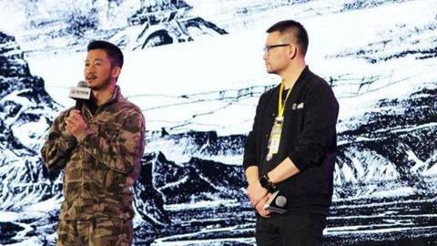 胡歌加盟吴京新电影《攀登者》,这又将是一部神作,创票房纪录
