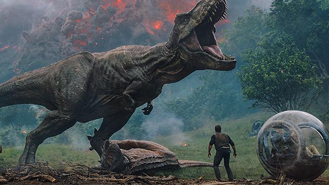 【侏罗纪世界2】神秘恐龙开启致命猎杀