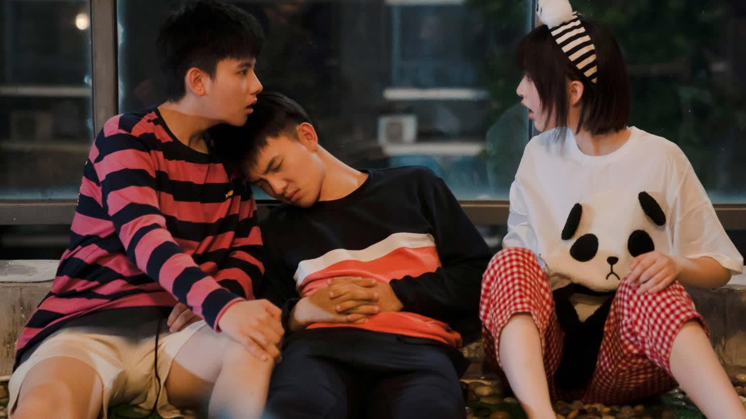 【二哥来了怎么办】胡先煦邓恩熙郑伟带来加倍的爱