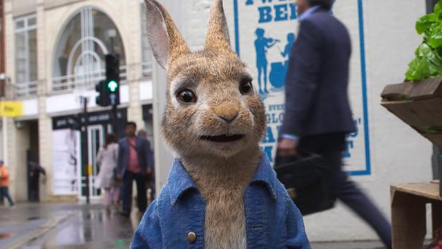 【比得兔2:逃跑计划】城市探险预告