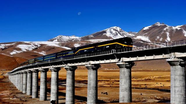 中国最逆天的铁路项目,要在喜马拉雅山凿个洞