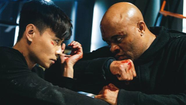 【九龙不败】张晋化身神探对决变态杀人狂 激战国际拳皇