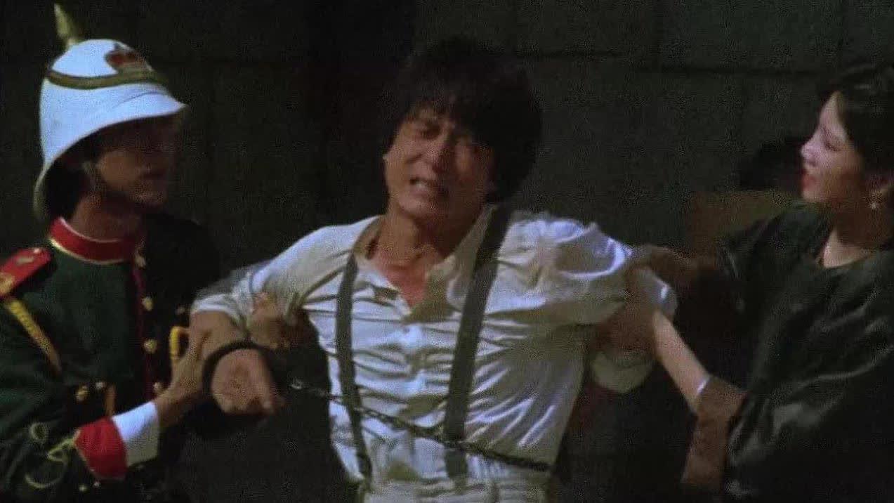 """【龙虎武师】全新预告展现武师搏命""""挑战""""地心引力"""