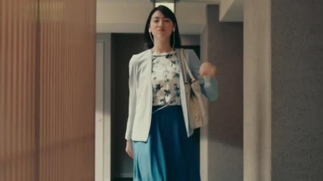 【与我跳舞】今日公映 三吉彩花写信鼓励打工人