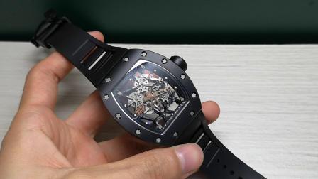 理查德米勒RM035 复合陶瓷表壳 理查德米勒手表