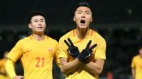 【东亚杯】国足2-2韩国
