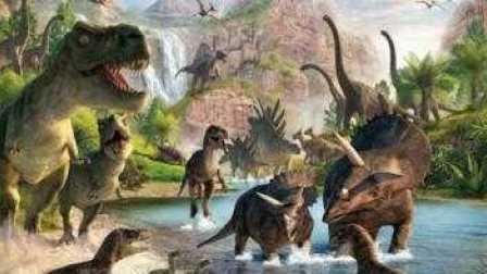 恐龙世界 侏罗纪公园国语版 3D侏罗纪吉普车 恐龙当家国语版