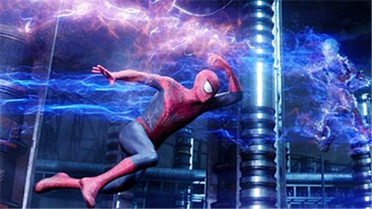 【蜘蛛侠:返校季】曝光前瞻预告 全新飞行战服首登大银幕