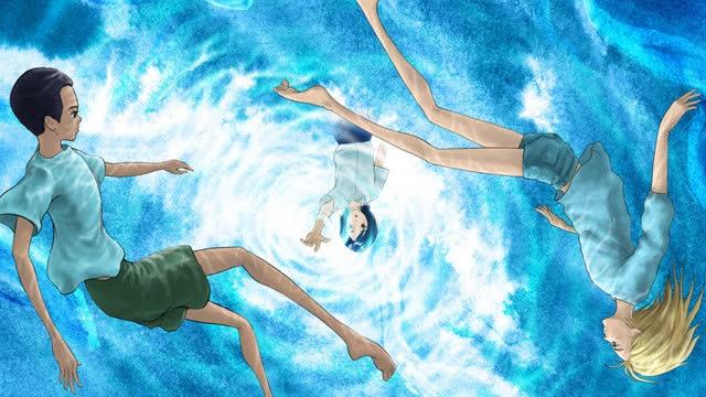 【海兽之子】穿越人潮与海浪共赴一场夏日邀约