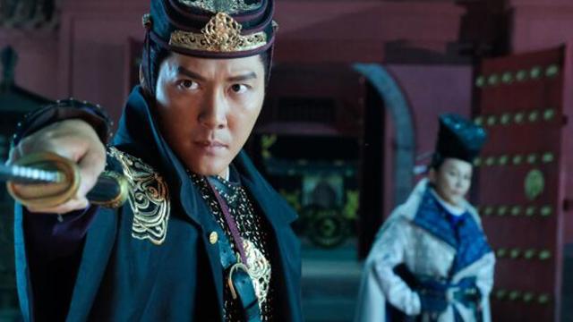 【狄仁杰之四大天王】中国第一神探回归遭遇惊天奇案